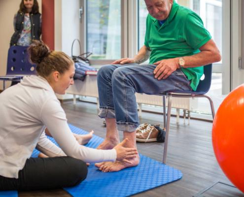 Neurologische Praxis Bonn ANR Therapie